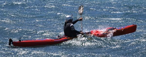 """Ocean Kayak Sprinter 21"""" x 17'"""