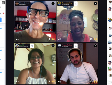 Blab is so August!