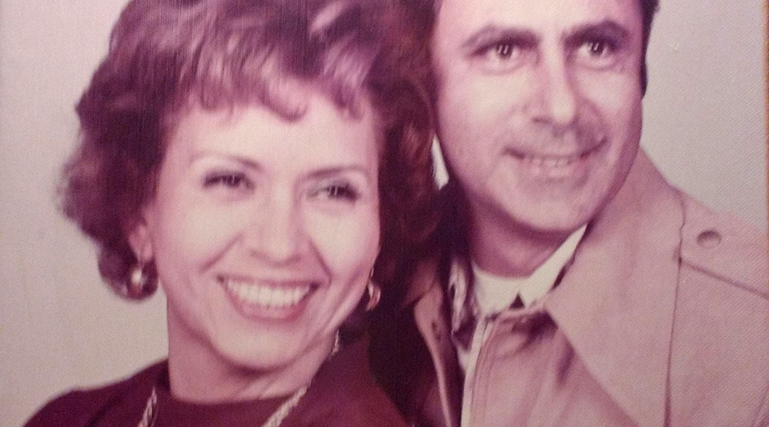 Photo of Sheila & Joe Zucman