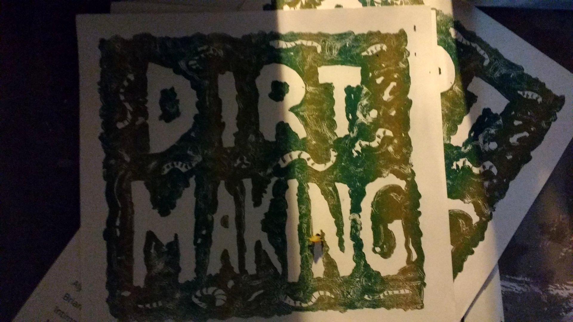 Ditrmaking poster
