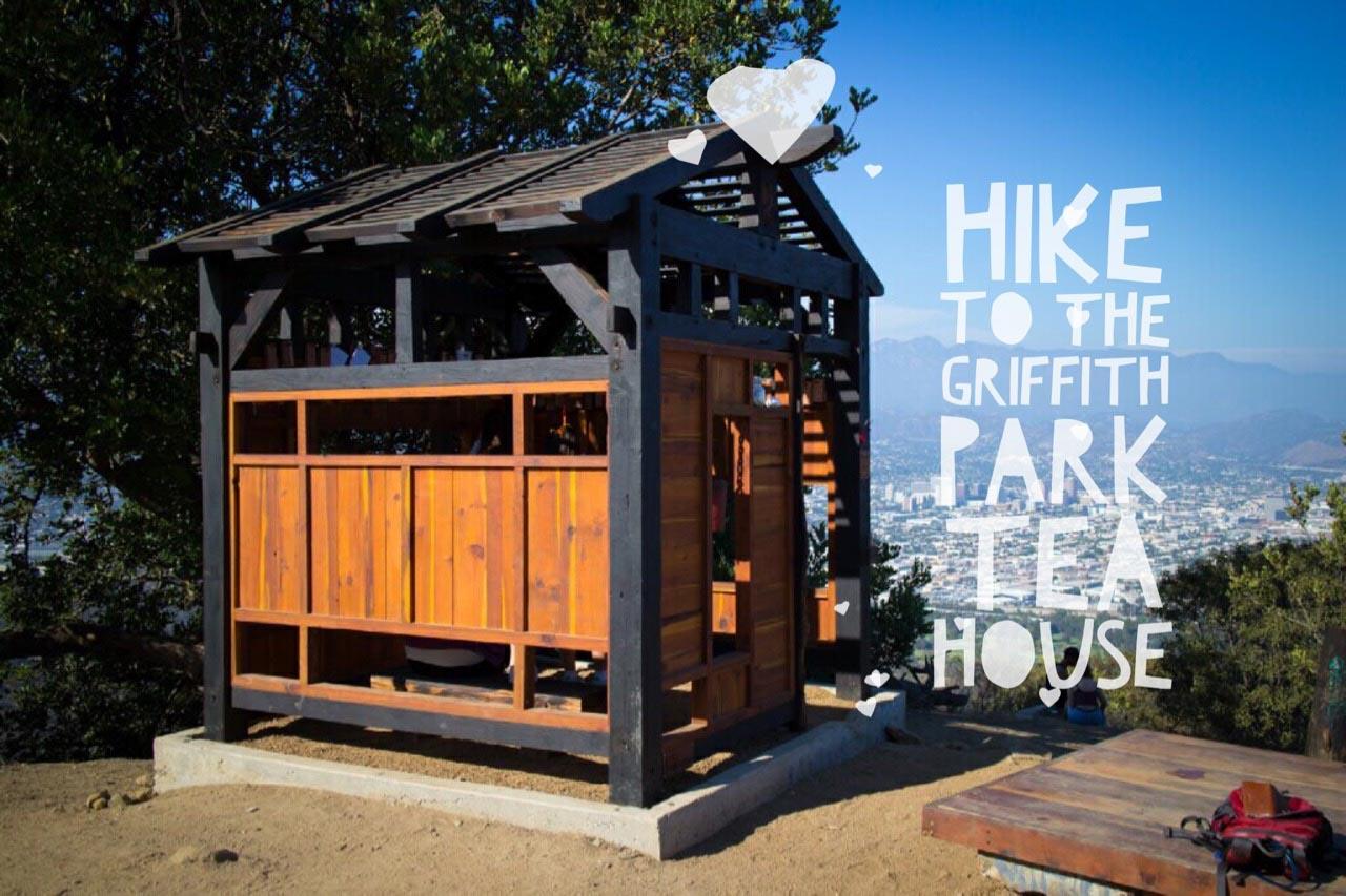 Griffith Park Tea House
