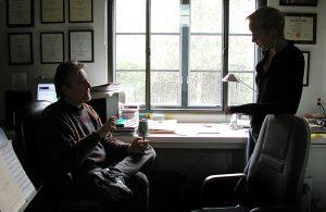 Don Davis & Amy Knoles