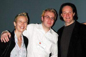 Amy Knoles, Eric Singer & Martin Herman