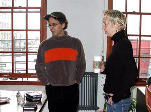 Michael Gordon & Amy Knoles