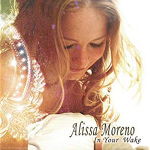 "cover of Alissa Moreno's album ""In Your Wake"""