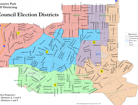 Coffee w the Candidates – Monterey Park District 2 Elections