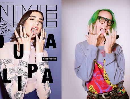 Dua Lipa, NME, 2017