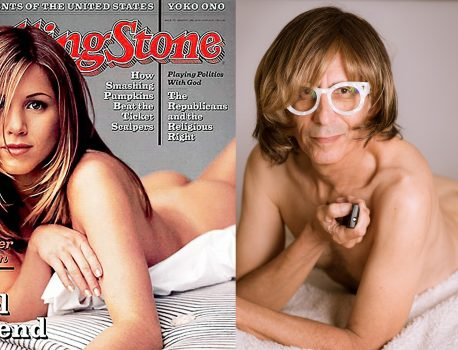 Jennifer Aniston, Rolling Stone, 1996