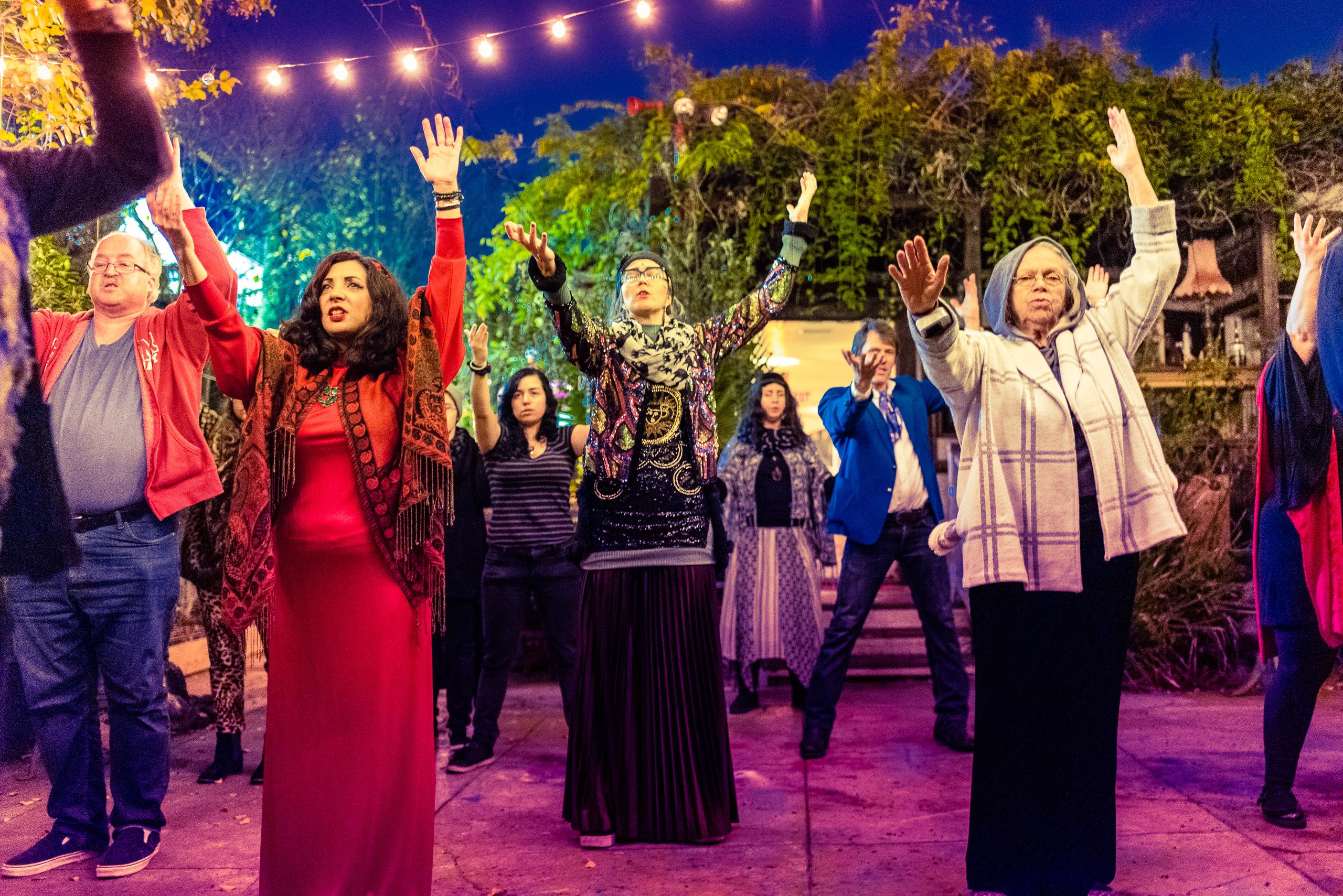 Tarot Society Holiday Solstice Party @ Mi Alma Designs, 708 N. Wilton Place, Hollywood, CA