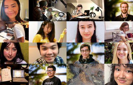 Fall '20 – Artists' Websites